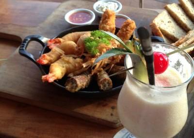 Glorious Bali food