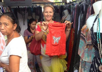 Shopping Bali